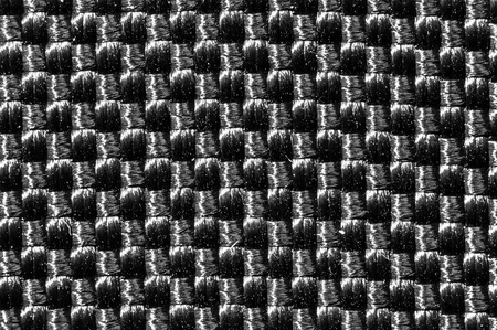 fibra de carbono: Carbon Fiber Modelo Hoja Weave Foto de archivo