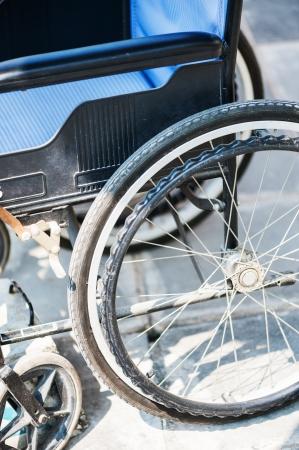 Rollstühle Niemand. Standard-Bild - 24542225