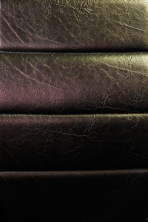 Black Leather background photo