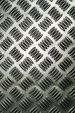 steel plate: An Steel plate background in soft light .