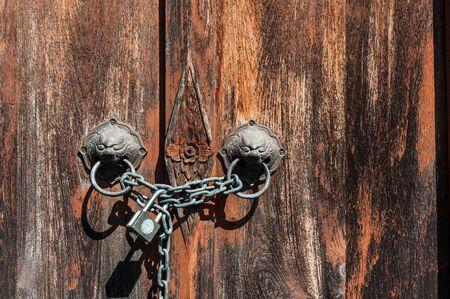 door knob: Door Knob Tiger art style place .