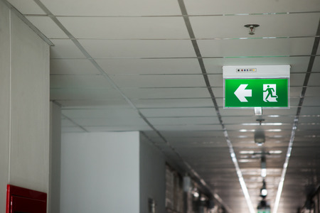 building safety: An Fire exit way concept .