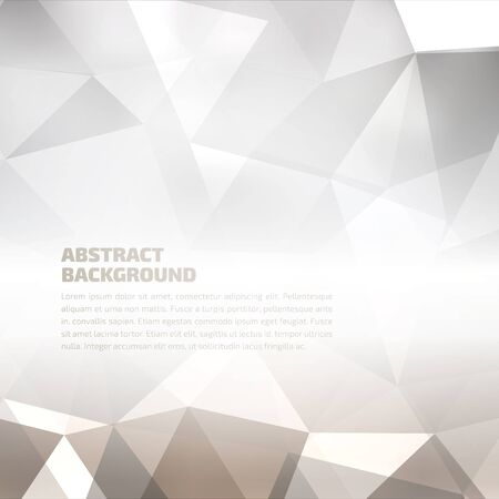 abstract geometric background. High quality design element.