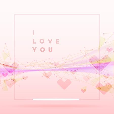 Abstract pink backdrop. Иллюстрация