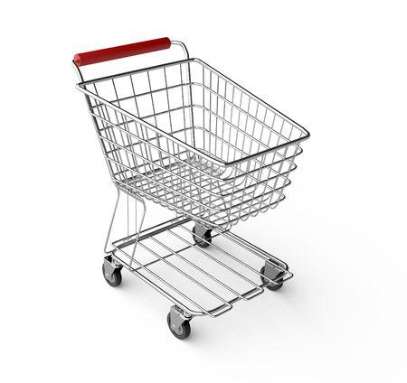 shoping: Empty shoping cart