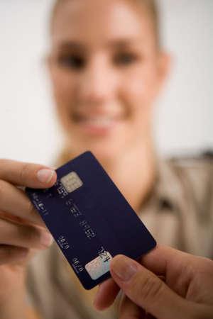 credit card Stock Photo - 2403196