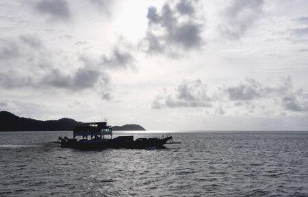 Boat to Island photo