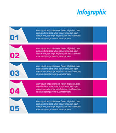 ideal: Infographic template design  Ideal to display data and informations.
