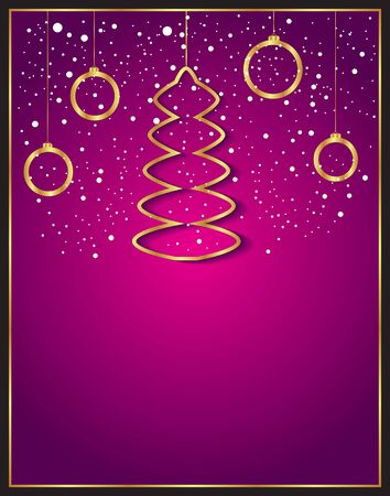 flayers: Happy New Year and Happy Christmas background for your flayers, invitation, posters, greetings card.
