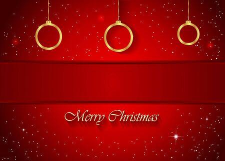 moños de navidad: Navidad de fondo. Vectores