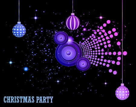 event party festive: New Year and Happy Christmas background for your flyers, invitation, party posters, greetings card, brochure.