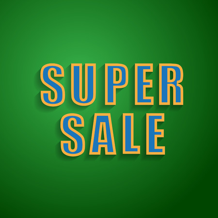 text background: Super Sale  background for your promotional posters, advertising shopping, discount banners.