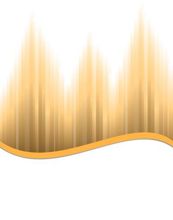 straight: Straight orange lines background