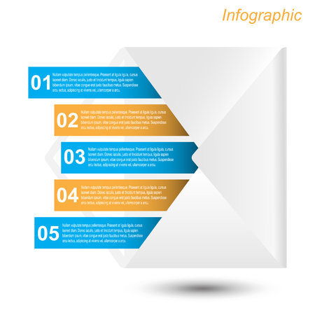 ranking: Infographic design for product ranking. Ideal to display information, ranking and statistics. Illustration
