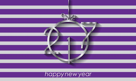 flayer: 2017 Happy New Year background for invitations, festive posters.