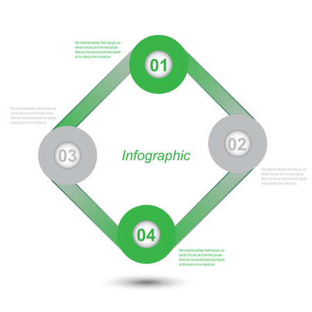 page rank: Infographic design template with paper tags Idea to display ranking and statistics.