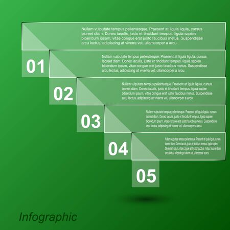 ranking: Info-graphic design template. Idea to display, ranking and statistics.