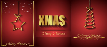 2019 Merry Christmas background for your invitations, festive posters, greetings cards.