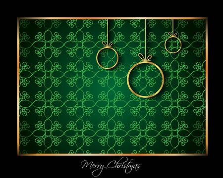2021 Merry Christmas background for your seasonal invitations, festival posters, greetings cards. Illustration