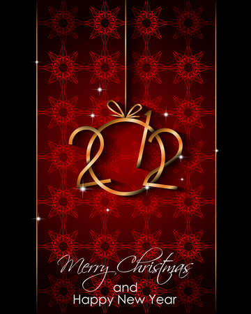 2021 Happy New Year background for your seasonal invitations, festive posters, greetings cards. Vetores