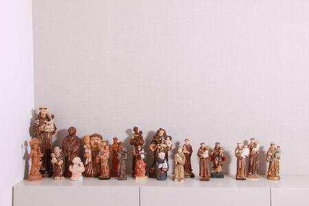 sculptures: Saints sculptures