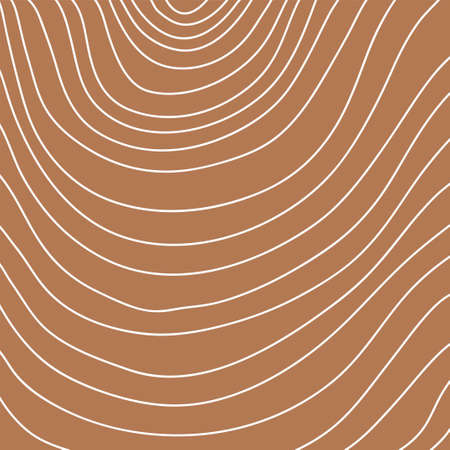 Vector abstract background. Nature wood texture
