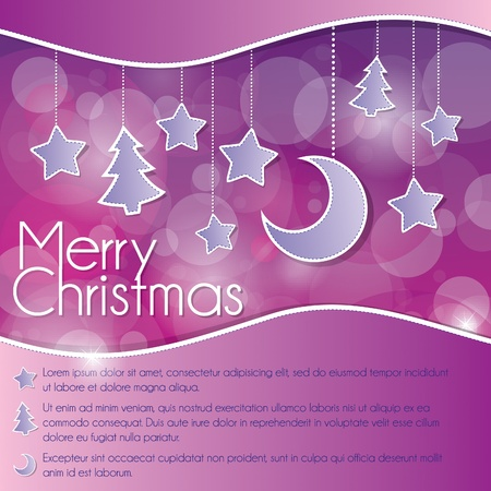 Christmas card Stock Vector - 11310134