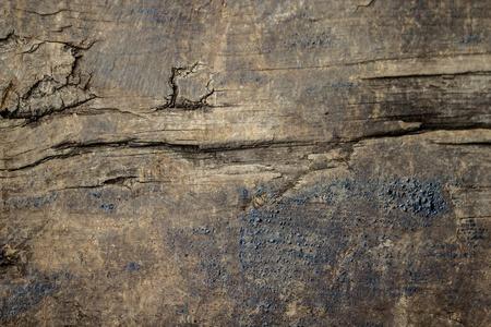 Oil gef�rbt alten Grunge Holz Textur Lizenzfreie Bilder