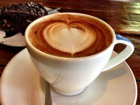 tachycardia: A heart of latte