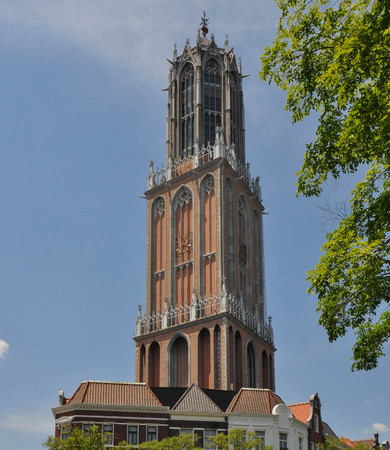 Dom tower, Dutch style tower