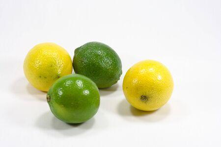 Lemons and Limes Reklamní fotografie