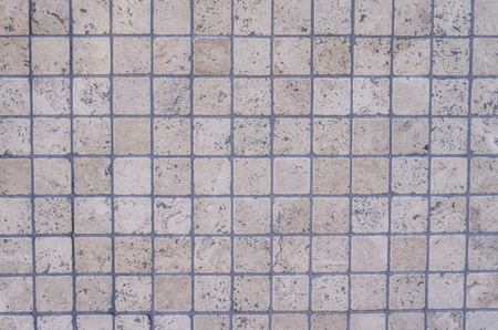 small hard stone tiles to cover the walls of your home or your garden Imagens