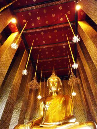 lord buddha: Lord Buddha - Tri Ratananayok - Wat Kalayanamitra, Bangkok