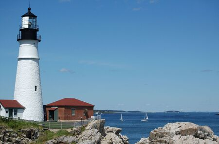 Portland Head Lighthouse, Portland, ME photo