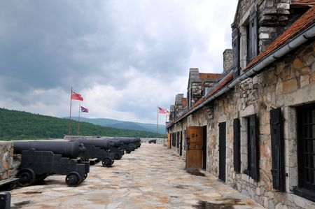 Fort Ticonderoga, New York, taken in June 2010