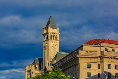 The Old Post Office Pavilion, also known as Old Post Office and Clock Tower is a historic building located in Washington, D.C.