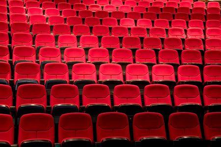 letras musicales: Vaciar el cine teatro auditorio o una sala de conferencias.