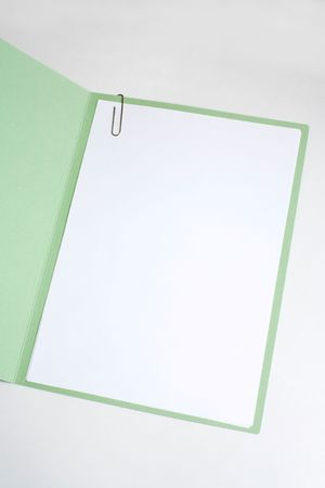 Blank work paper cover for writing, and graphics Stock Photo - 5094650