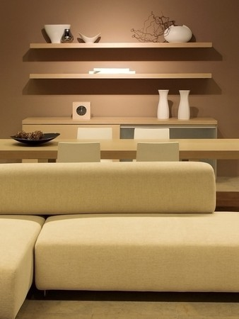Modern interior design, great for architecture, decoration and style themes.