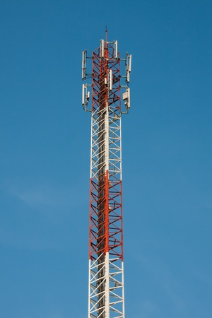 self communication: Antenna Tower of Communication,self support tower