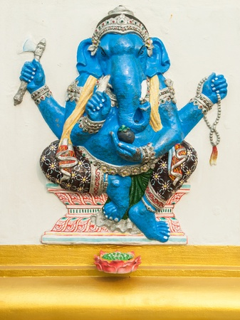 ganapati: Ganesh, The god of Hindu