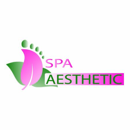 Illustration Vector Graphic of Spa & Aesthetic Logo Company