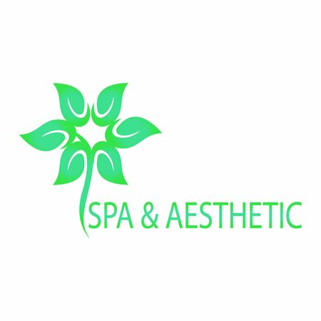 Illustration Vector Graphic of Spa & Aesthetic