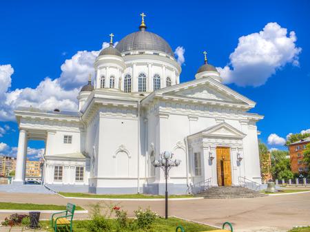 novgorod:  Savior Cathedral  Nizhny Novgorod Russia