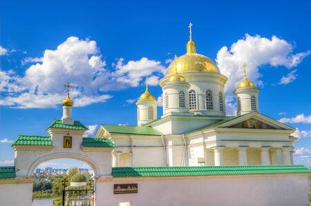 annunciation: Annunciation monastery  Nizhny Novgorod Russia