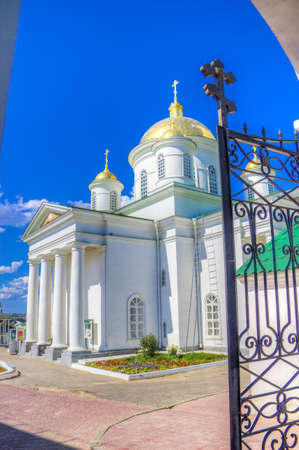 novgorod: Annunciation monastery  Nizhny Novgorod Russia