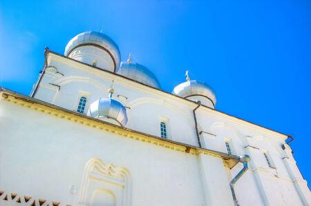 veliky: Russia Varlaam-Khutyn monastery for women Veliky Novgorod