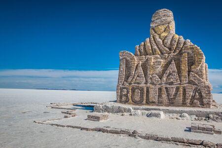 Salar Uyuni Bolivia