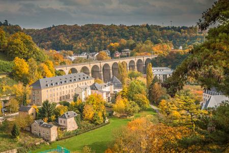 Aquädukt in Luxemburg