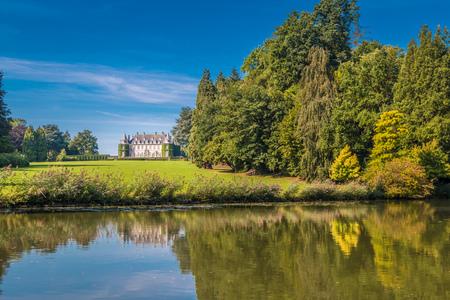 Chateau La Hulpe in Belgium